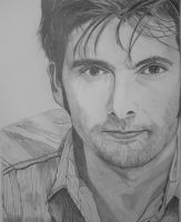 David Tennant by donna-j
