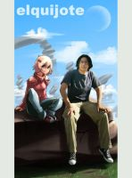 Richie and Me by elquijote