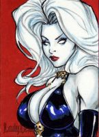 Lady Death Preview by illust888