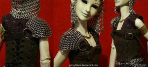 Doll Shoulder Piece by pervyfaerie