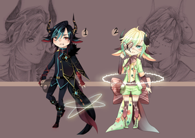 Adopts::New species batch CLOSED by Pandastrophic