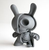 Quarter Cutaway Dunny by freeny