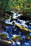 IceFall Smokey Mountains Photography by blueangel06661