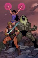 Thundarr the Barbarian by DennisBudd