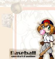 Baseball Chibi by Club-Chibi