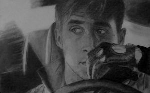 Ryan Gosling - Drive Poster by dayedalusz