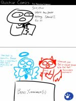 Quickie Comics by PaperStash