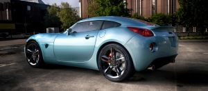 Pontiac Solstice by TheImNobody