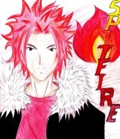 Air Gear: Spitfire by PandaG