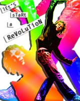 Heath Ledger - Revolution by KristenElise