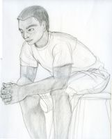 Drawing Class: Model Drawing by AmadeousFenrir
