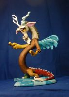MLP - Discord Sculpt by Miki-