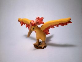 #146 Moltres Pennymon by ninjazzy