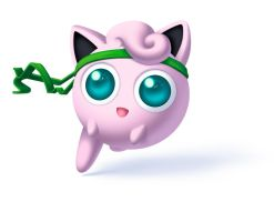 SSBM Jigglypuff by danimation2001