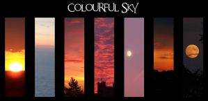 ...:Colourful Sky:... by Nailo