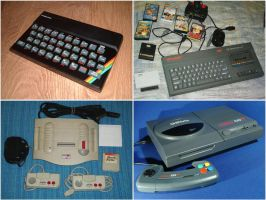 Classic Video Gaming From UK by Atariboy2600