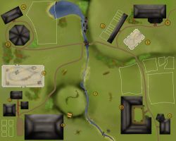 RDR- Academy campus Map by broomstick88