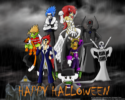 TTA Halloween Special by Kirbopher15