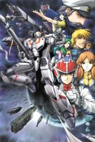 Robotech Issue 1 by UdonCrew