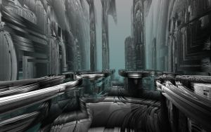 The Holy crypt by GLO-HE