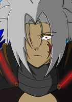 Haseo  - The Terror of Death by tsukasasign