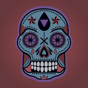 Sugarskull by boringcolor