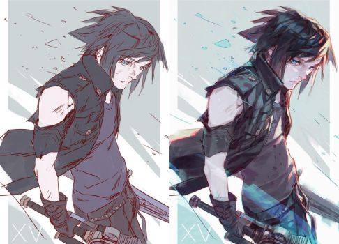 Noctis by toniinfante