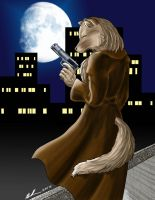 Guardian of the City by sharem
