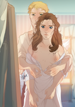 First morning - Sneak Peek from CoL by WildEllie
