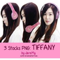 [PNG1] SNSD's Tiffany by exotic-siro