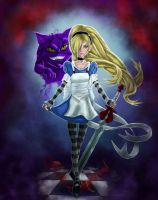 Alice Again by Phil-Sanchez