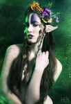 wood elf by HexPhotography