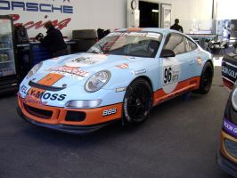 Porsche GT3 Gulf BEFORE by Partywave