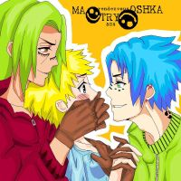 Naruto meets Vocaloid by YellowPheasant