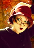 Autumn Diva by MBowersox