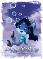 GIFT: GaruryKai by Thiefoworld