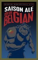 Blue Belgian Ale by Ironear
