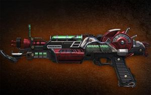 RAY GUN MARK 2 in Call Of Duty black ops 2 by cbpitts