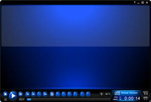 X-Fi skin for PowerDVD 7 by Hurby