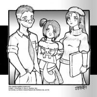 we are a happy family by jesonite