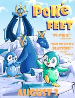 Poke Feet by nillia