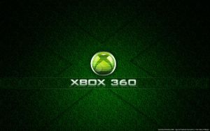 Xbox 360 wallpaper Grass by sharkurban