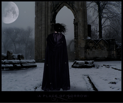 A place of sorrow by Nightsrose