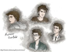Andrew Garfield by amelia-sh