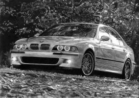 BMW E39 M5 by 2fast-2catch