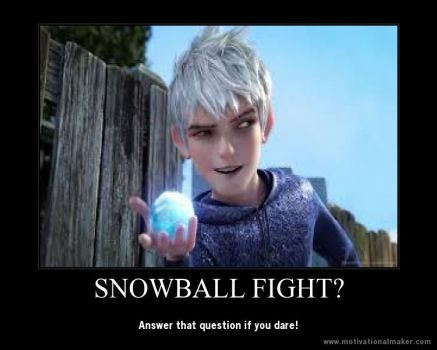 Snowball Fight Anyone? by TheBigFourForever101