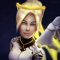 Mercy - Commission by Limerry