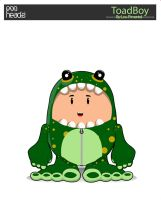 :Submission: Toad Boy by EggHeadz