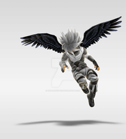 Xbox Live Avatar (pic 1) by wolfartist115