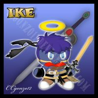 Ike Chao by CCmoonstar23